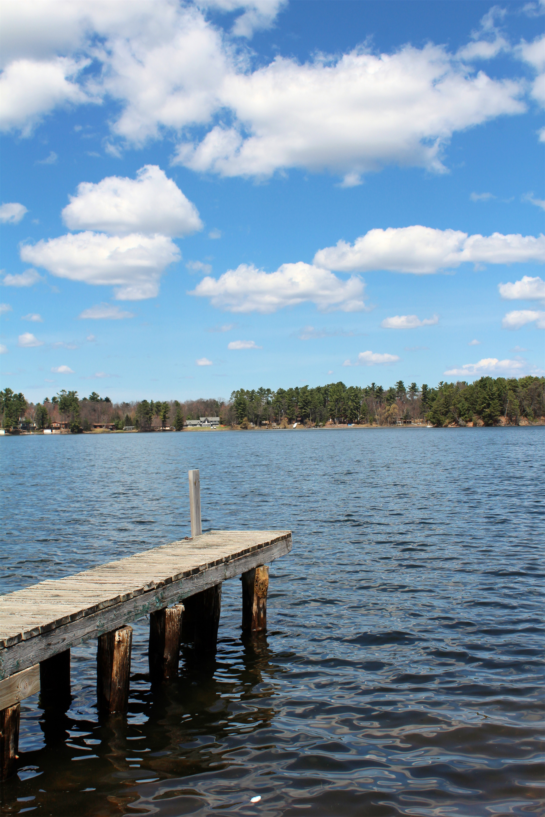 A great view of Lake Minocqua. Kim Johnson photo