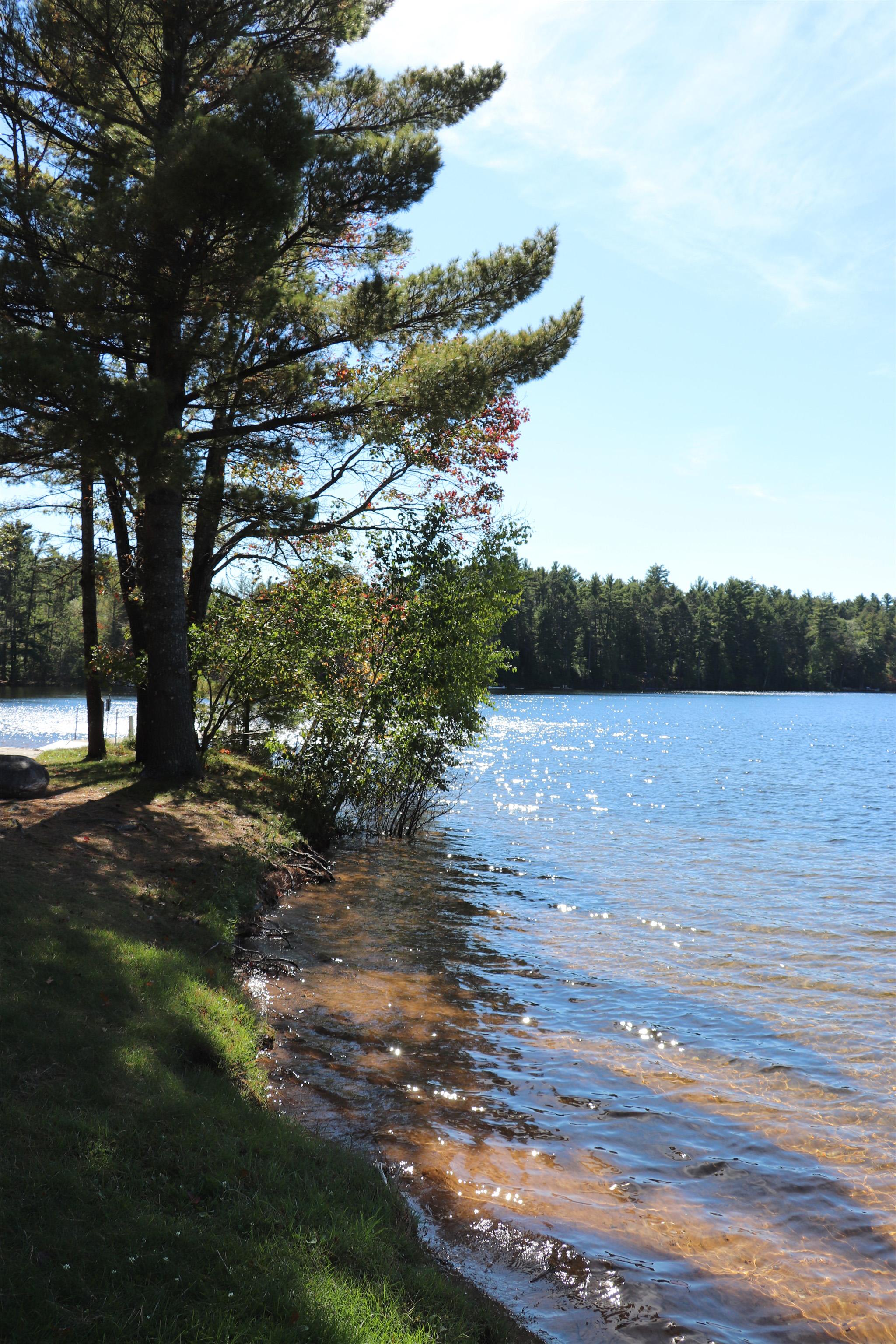 A peaceful view of Buffalo Lake, Woodruff. Kim Johnson photo